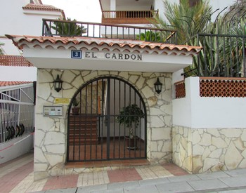 El Cardon, 1 Bedroom Apt (Ref: 113)
