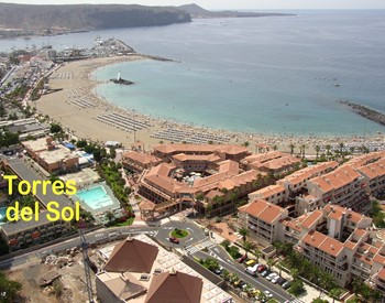 Studio Apartment 'Torres Del Sol.