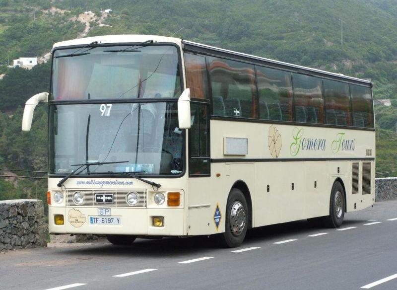 Bus Gomera Tours