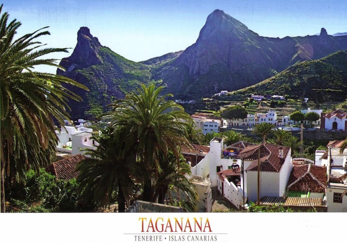 Taganana Tenerife Spain 2