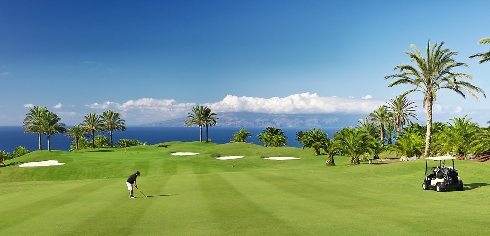Golf Course At Abama