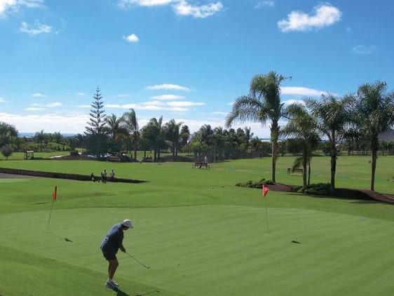 Tenerife Golf Courses Golf Los Palos 1