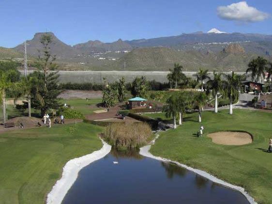Tenerife Golf Courses Golf Los Palos 2