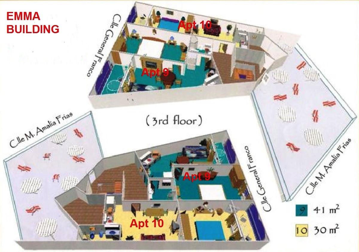 Emma Building 3Rd Floor Plan
