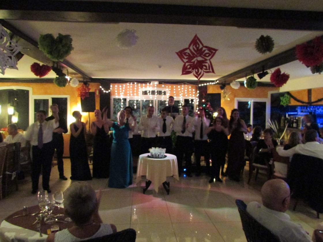 Malidu New Year Party 2016 1