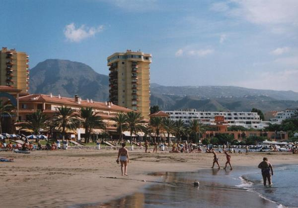 Beach View Of Torres