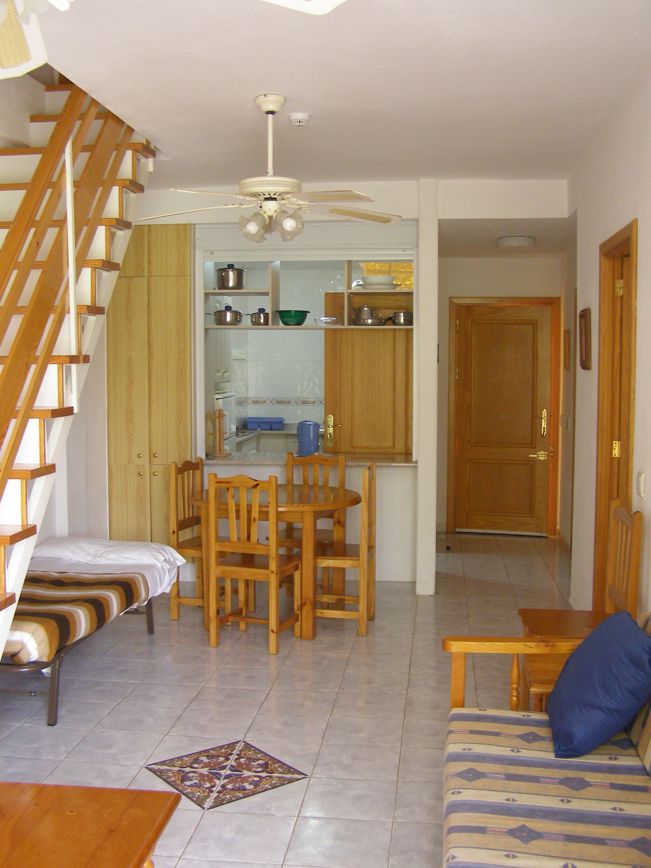 Compostela Beach Golf, 3 Bedroom Apt.