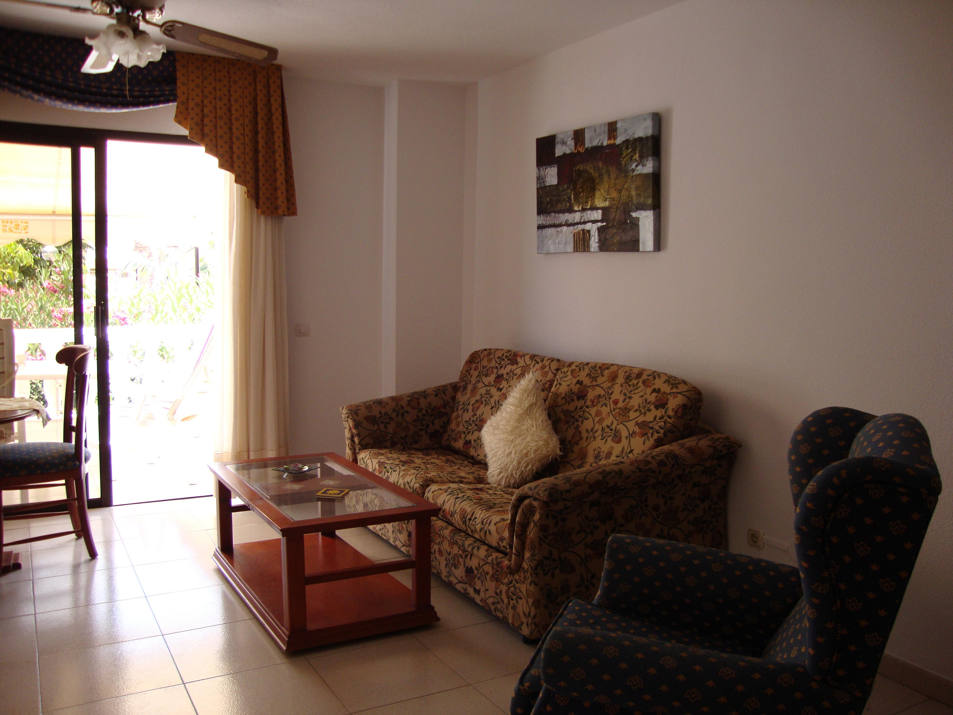 1 Bedroom Apartment (Ref 15), Tenerife Royal Gardens, Tenerife.