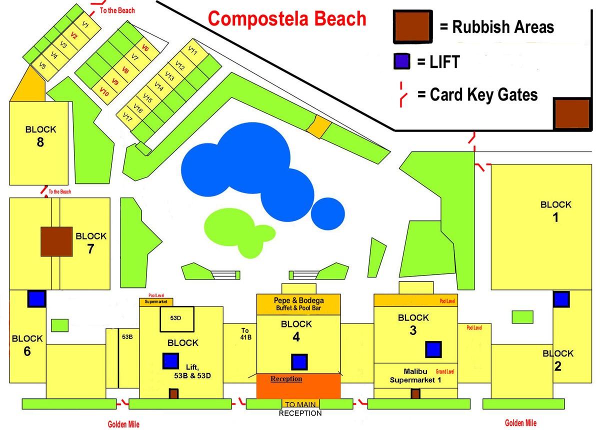 CB Complex Map AUG 2010