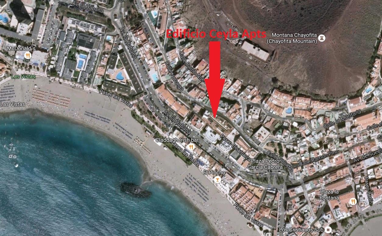 Edificio Ceyla Map