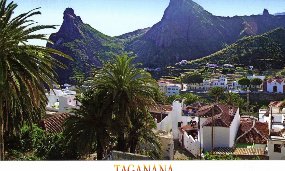 Taganana Tenerife Spain 2