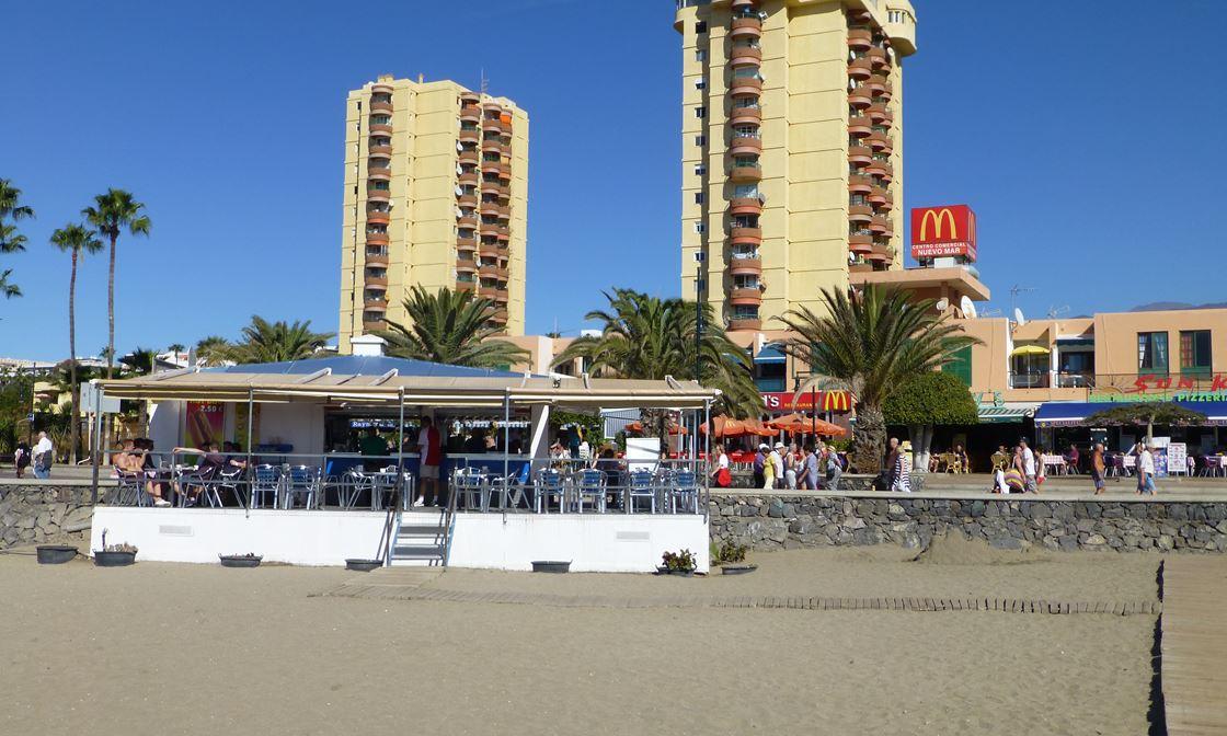 Las Vistas Beach Jan 5