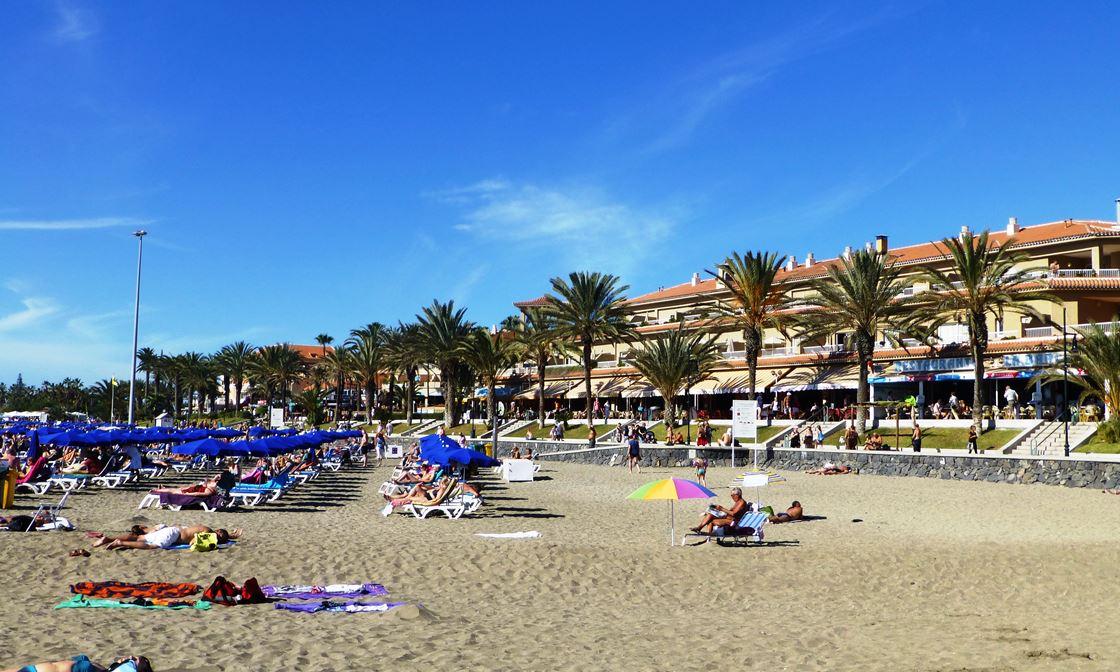 Las Vistas Beach Jan 4