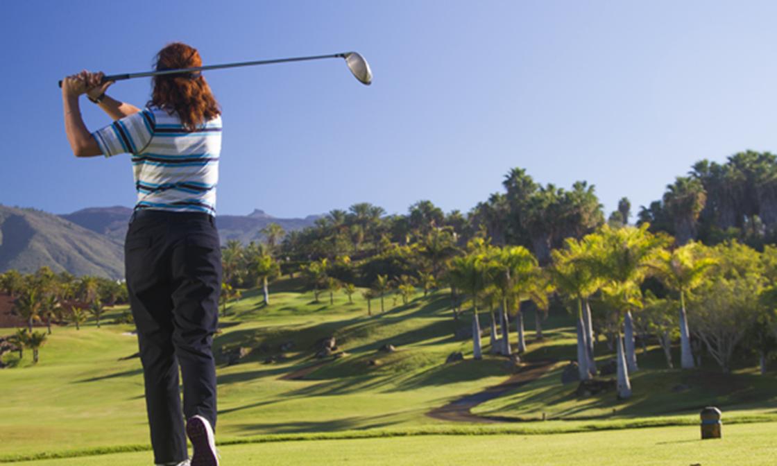 Leisure Golf Abama Tenerife Canary Islands