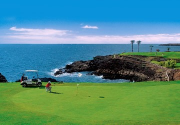Amarilla Golf Course Tenerife