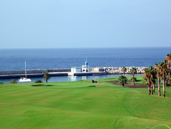 Tenerife Golf Courses Amarilla Golf 1