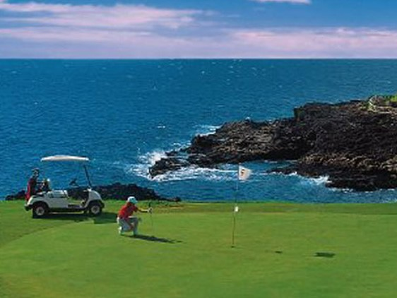 Tenerife Golf Courses Amarilla Golf 2