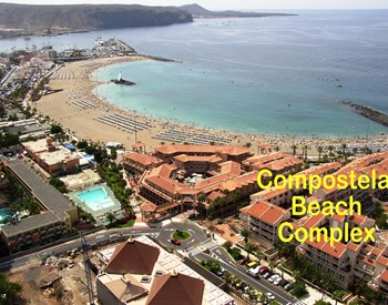 Compostela Beach Family Gardens, 4 Bedroom Villa.