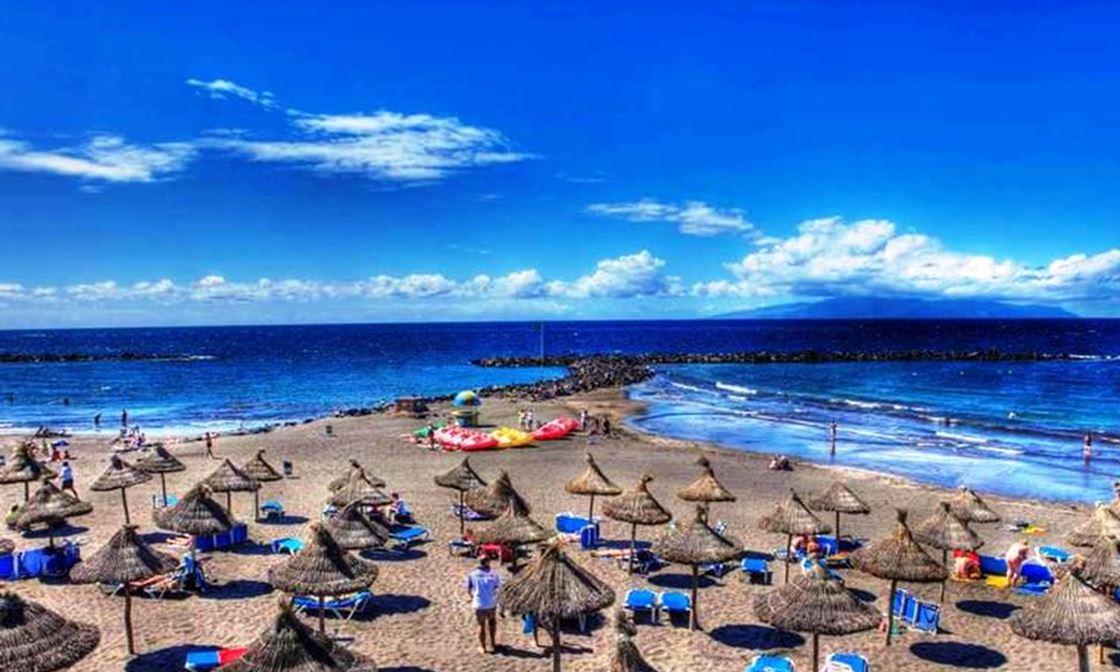 Las Americas Beach 1