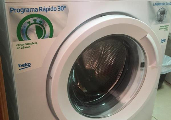 A New Washing Machine Feb 2020