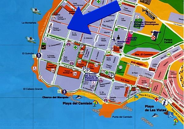 Parque Santiago 1 346 25