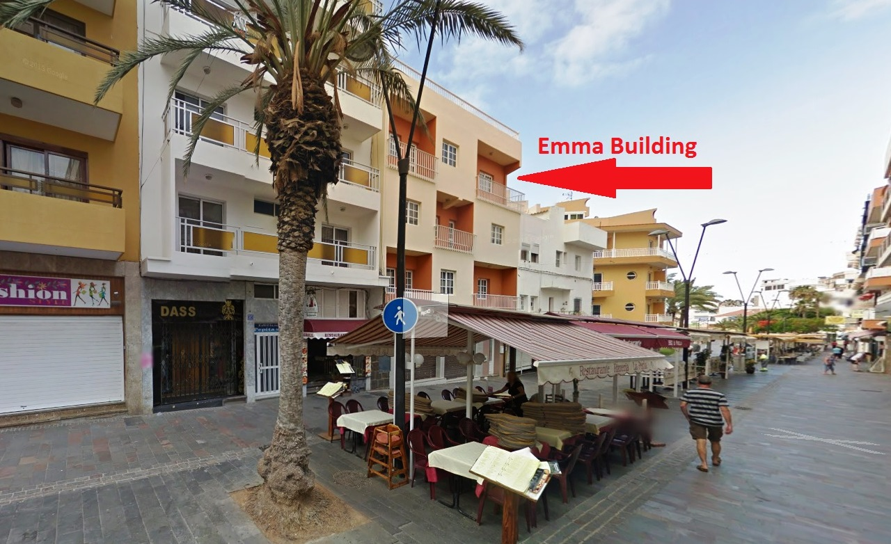 Emma Building Map 2