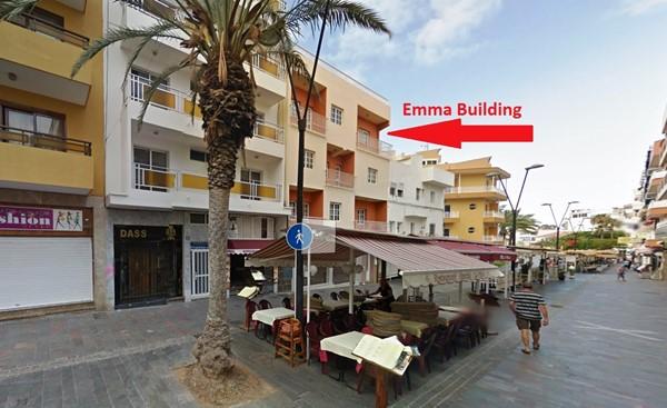 Emma Building Map 2