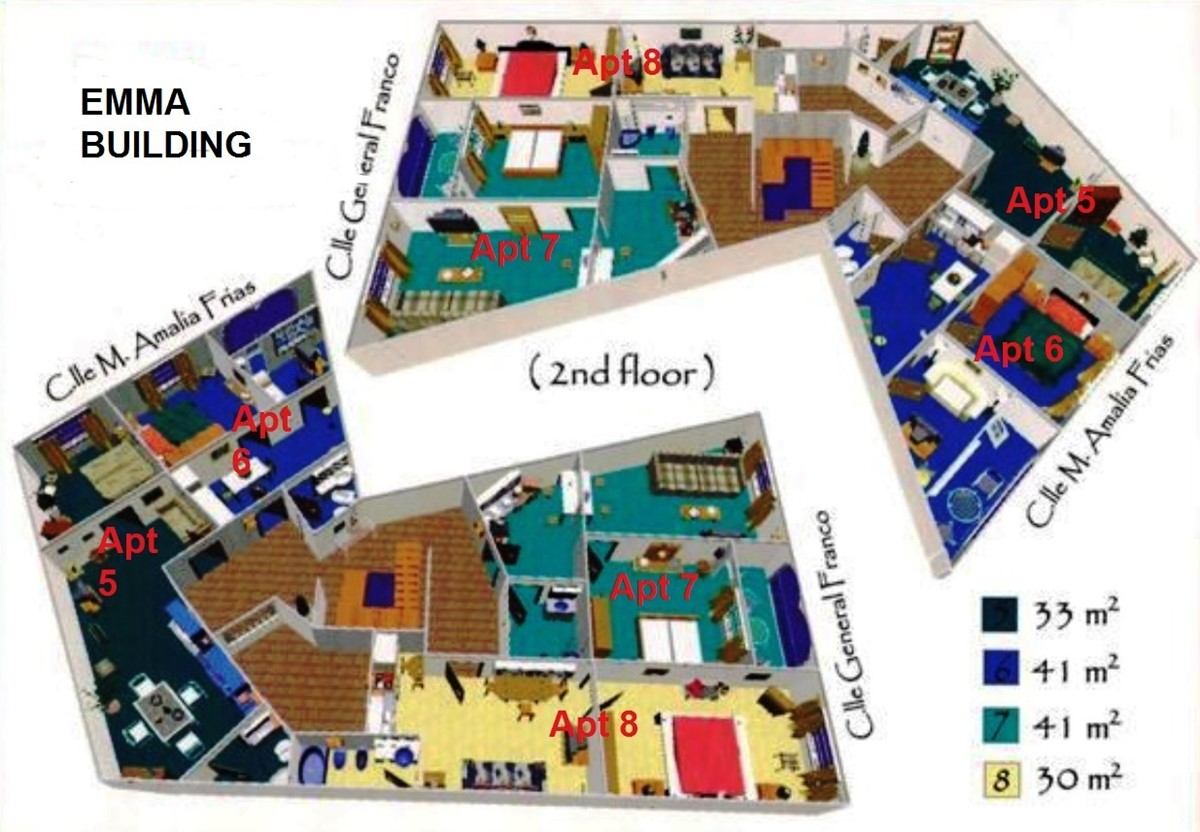 Emma Building 2Nd Floor Plan