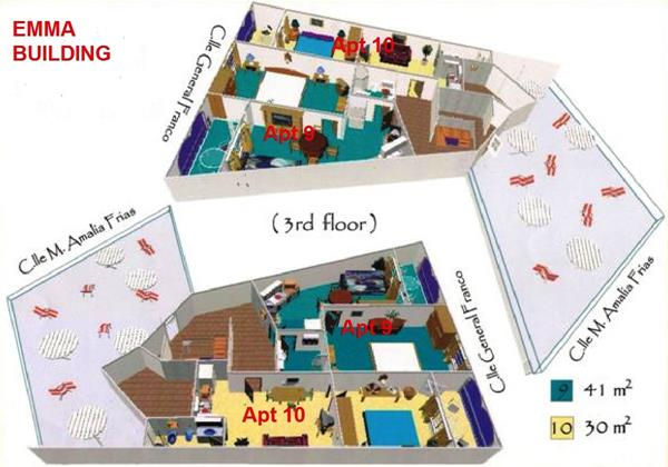 Emma Building 3Rd Floor Plan