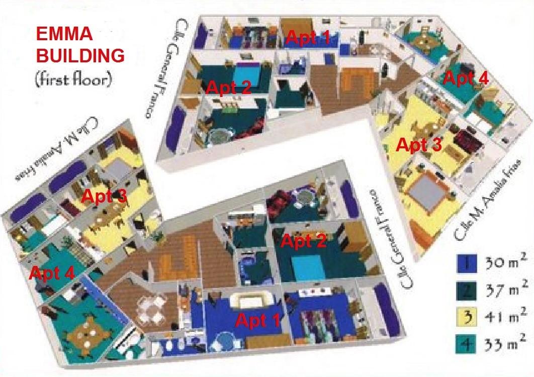 Emma Building 1St Floor Plan